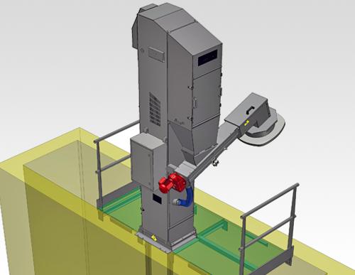 mechanical bar screen design