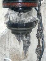 Pompe dégrilleur