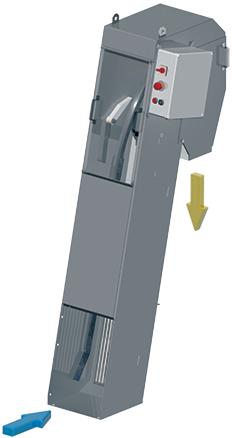 bar screen type SI350