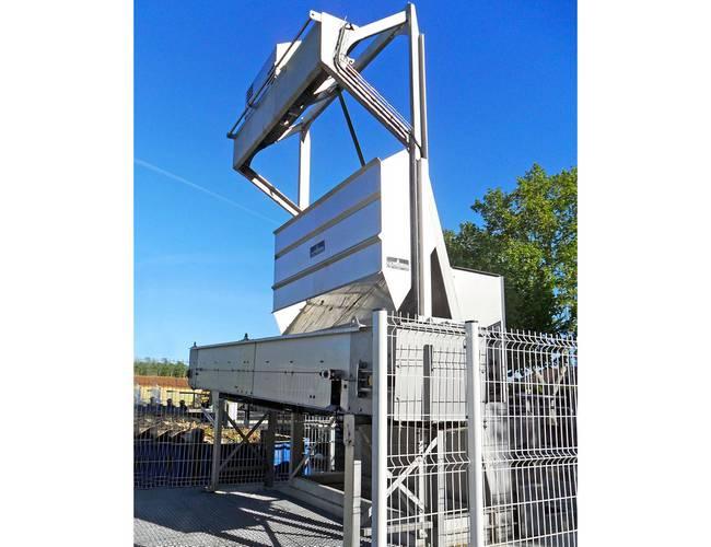 mechanical screen sewage treatment proesses